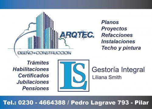 Arqtec Diseño + Construcción  - LS Gestoría Integral