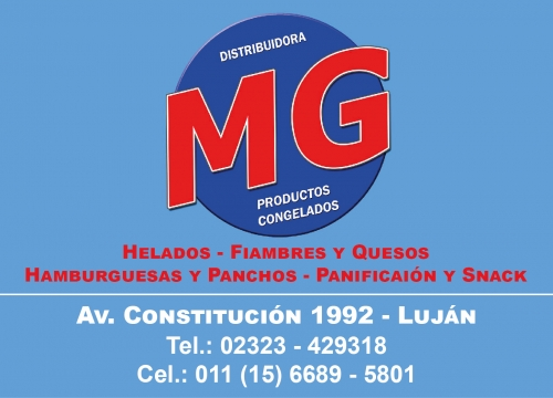 MG Productos Congelados