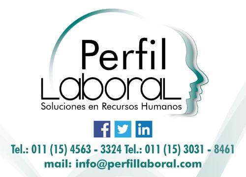 Perfil Laboral Soluciones en Recursos Humanos