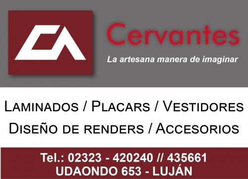 Amoblamientos Cervantes