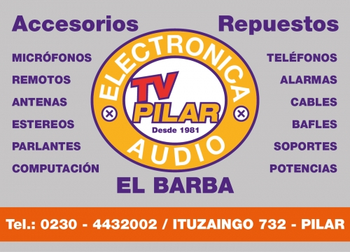 El Barba TV Pilar