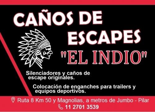 Caños de Escape El Indio