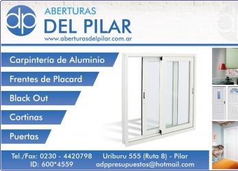 Aberturas Del Pilar