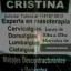 Masoterapeuta masajes Cristina